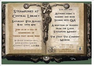 Leeds Steampunk event