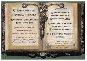 Leeds Steampunk event